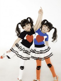 Twinsbaby-麒麟组合