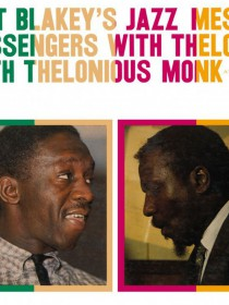 Art Blakey and Thelonius Monk