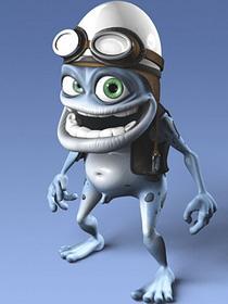 起笑蛙 Crazy Frog