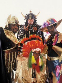Afrika Bambaata & The Soul Sonic Force