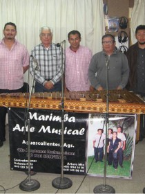 Manuel Martínez Y Su Marimba