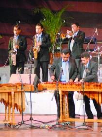 La Marimba Corona de Tapachula de Víctor Betanzos Castellano