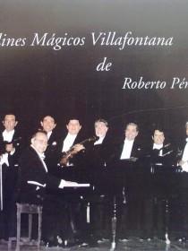 El Piano Villafontana De Roberto Perez Vazquez