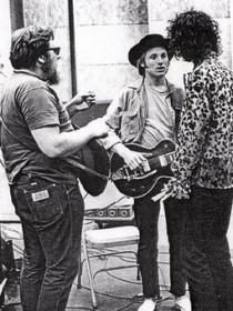Mike Bloomfield with Al Kooper & Stephen Stills