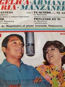 Armando Manzanero & Angelica Maria