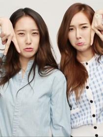 Jessica&Krystal (郑氏姐妹)