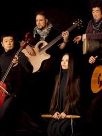 黛青塔娜&HAYA乐团