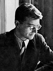 Dmitri Shostakovich 迪米特里·肖斯塔科维奇