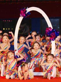 成功幼儿园童声合唱团