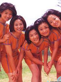 南方台湾小姑娘