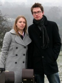 Hannah Scott & John Carden