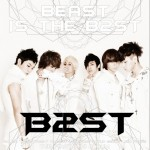 1st Mini Album - Beast Is The B2ST详情