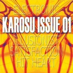 KAROSU ISSUE 01(with 韩娜)详情