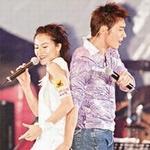 许志安+何韵诗 - Music is Live 2人交叉组合 Disc 1详情