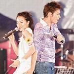 许志安+何韵诗 - Music is Live 2人交叉组合 Disc 2详情