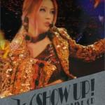 Show Up! 容祖兒演唱會 Live CD