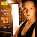 帕格尼尼 斯波尔 小提琴协奏曲Paganini Spohr violin concertos