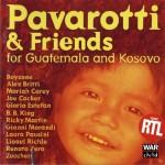 帕瓦罗蒂为危地马拉和科索沃的儿童义演 For Guatemala and Kosovo详情