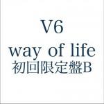 way of life (初回限定盘B)详情