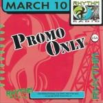 Promo Only Rhythm Radio March 2010