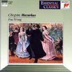 Chopin: Mazurkas(肖邦:玛祖卡舞曲)详情
