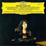 Tchaikovsky Piano Concerto No 1&Prokofiev Piano Concerto No 3详情