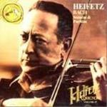 巴赫无伴奏小提琴组曲详情