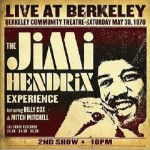 Jimi Hendrix: Live At Berkeley详情