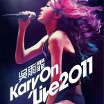 Kary On Live 2011
