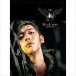1st Mini Album -BREAK DOWN-详情