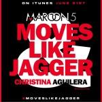 Moves Like Jagger(Single)详情