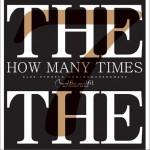 7辑 - HOW MANY TIMES详情