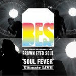 Brown Eyed Soul Live Album 'SOUL FEVER'详情