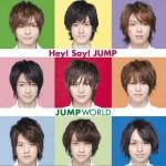 JUMP WORLD (初回限定盤)详情
