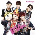 Beautiful Target Japanese Ver. 初回限定盤B (Sinlge)详情