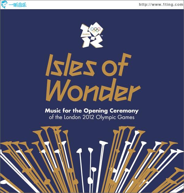 奇妙岛屿:2012伦敦奥运开幕式音乐合辑专辑封面下载