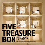 4辑 - FIVE TREASURE BOX详情
