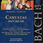 Kantaten BWV 165-168