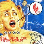 1辑 - PSY FROM THE PSYCHO WORLD详情