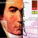 Complete Beethoven Edition Vol. 6 - Piano Works / Demus, Alder, Gilels, Mustonen