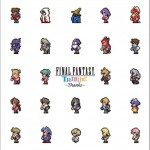 FINAL FANTASY TRIBUTE~THANKS~ Disc 1详情