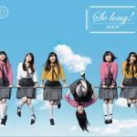So long ! TYPE-B (Single)详情