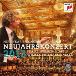 维也纳新年音乐会2013 New Year's Concert 2013 / Neujahrskonzert 2013 CD2