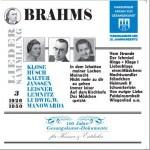 《Brahms Edition Vol. 3 DG 449 611-2》試聽
