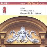 Mozart - Lieder & Notturni (CD 1)試聽