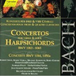 Concertos for three & four Harpsichords BWV 1063-1065试听
