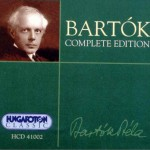 Bartk Complete Edition CD 29-29 Rarities