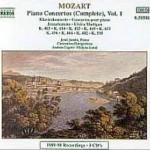 Complete Piano Concertos Vol 1