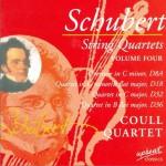 Schubert The String Quartets CD4