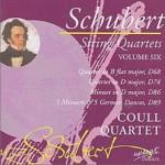 Schubert The String Quartets CD6